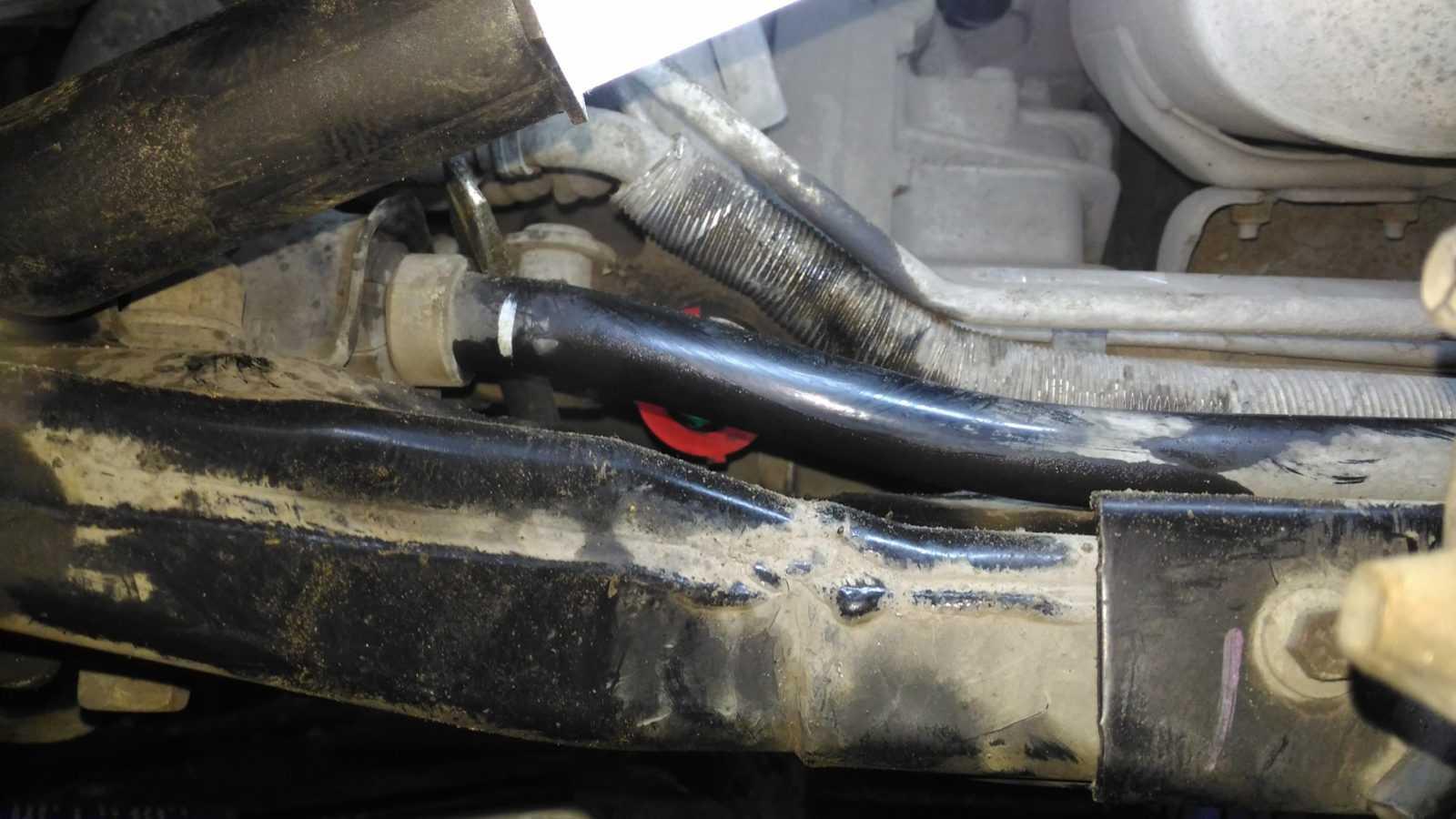 Замена рулевых наконечников на форд фокус 2 своими руками
